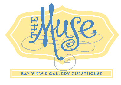 The Muse Gallery Guesthouse Logo